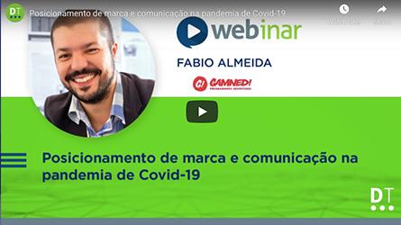 Posicionamento de marca e comunicação na pandemia de Covid-19