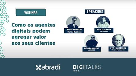 [Webinar] Como os agentes digitais podem agregar valor aos seus clientes