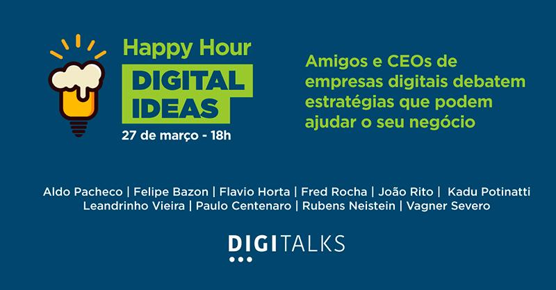 Happy Hour | Digital Ideas #03