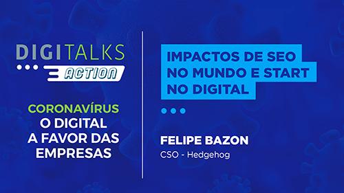 Impactos de SEO no mundo e Start no digital