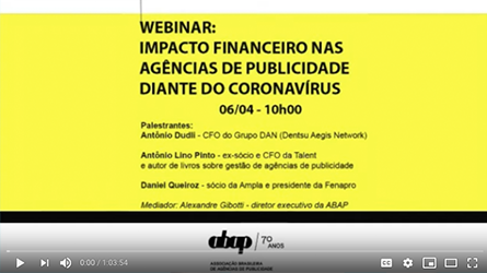 Impacto Financeiro nas Agências de Publicidade diante do Coronavírus