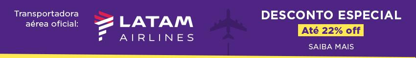 Latam - Transportadora Aérea Oficial - Expo Digitalks 2020