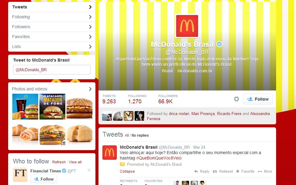 McDonaldsBR