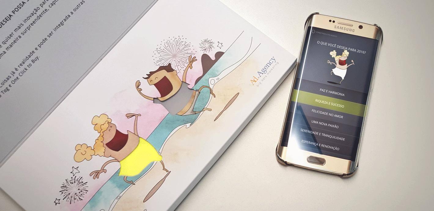 Ad agency usa conceito internet das coisas em campanha de for Ad agency in usa