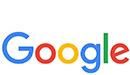 logo do google com fundo branco. A letra inicial G em caixa alta na cor azul. Depois aparecem as letras o o em vermelhor e amarelo, g em azul, l em verde e a letra e em vermelho. Fundo branco.