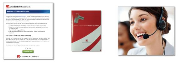Três fotos, uma seguida da outra. A primeira é um contrato, a segunda um e-book de capa vermelha e branca e a terceira uma mulher de cabelo preso em um coque, olhos castanhos e blusa branca. Ela está com um um headset na cabeça.