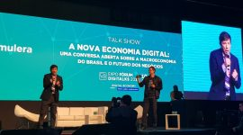 João Amoêdo no Expo Fórum Digitalks