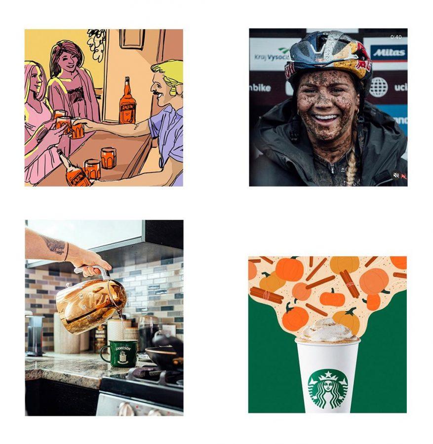 Instagram de Bebidas