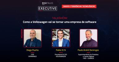 Como a Volkswagen vai se tornar uma empresa de software