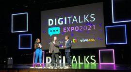 No Digitalks Expo 2021, Fabio Coelho, presidente do Google Brasil, sugere que as empresas se ajustem às mudanças de comportamento e de tecnologia
