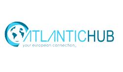 Logotipo Atlantic HUb