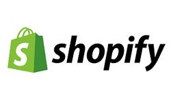 Logotipo Shopify