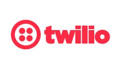 Logotipo Twilio