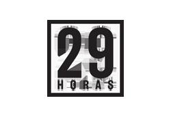 Logotipo 29 horas